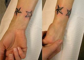 Fotos de Tatuagens de Estrelas