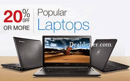 Laptops Upto 35% Off