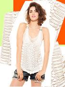 Blusa de gasa ideal para un look de fiesta maria vazquez coleccion primavera verano
