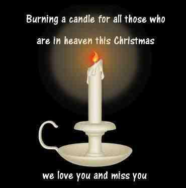 here always in your heart - Merry Christmas In Heaven