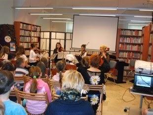 Koncert muzyki Mozarta
