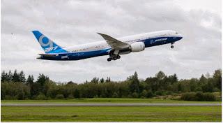 Mengenal Kecanggihan Pesawat Boeing 787-9 Dreamliner