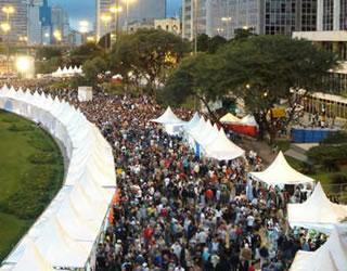 No ano passado evento reuniu aproximadamente 200 mil pessoas segundo organização (Foto: Divulgação)
