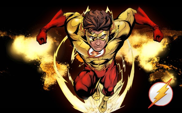 Kid Flash. Bart Allen