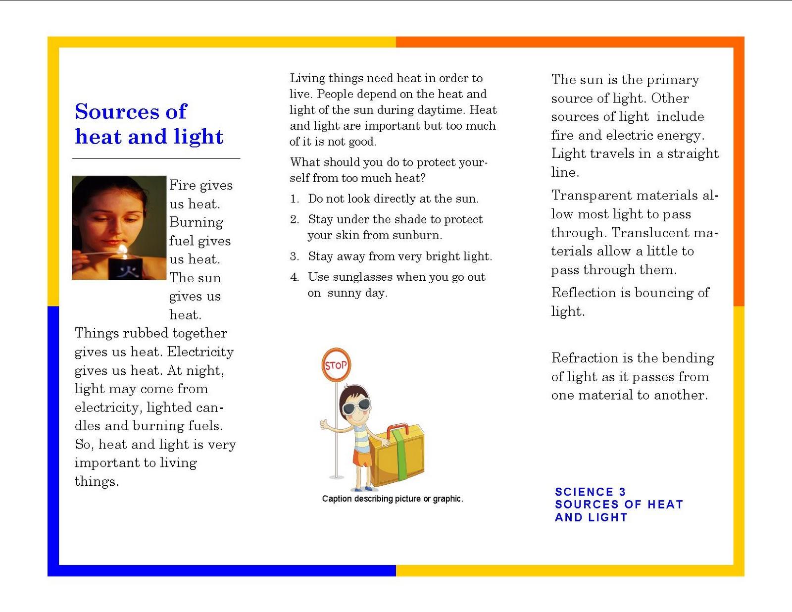Teacher rhea brochure business card and certificate for Teacher brochure template