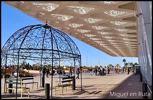 Aeropuerto-Menara-Marrakech