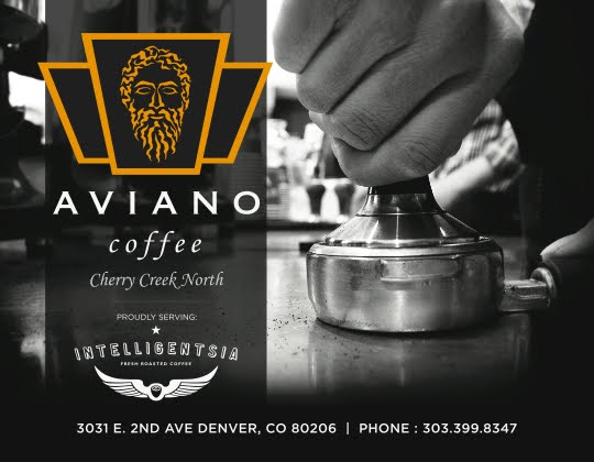 Aviano Coffee Cherry Creek North