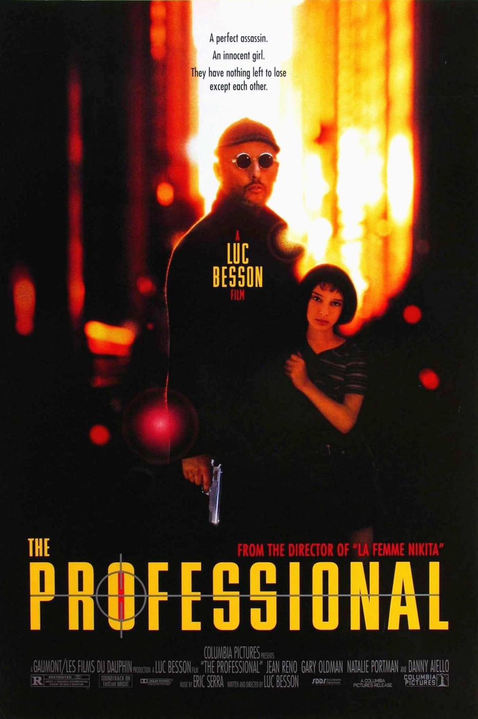 leon the professional Léon (full name léon: the professional) is a 1994 french crime thriller movie directed by luc besson the focus of léon is assassination and the mafia.