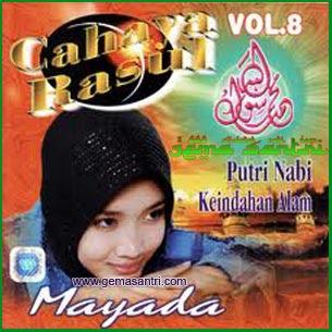 Album Mayada Cahaya Rasul 8 - Keindahan Alam gema santri