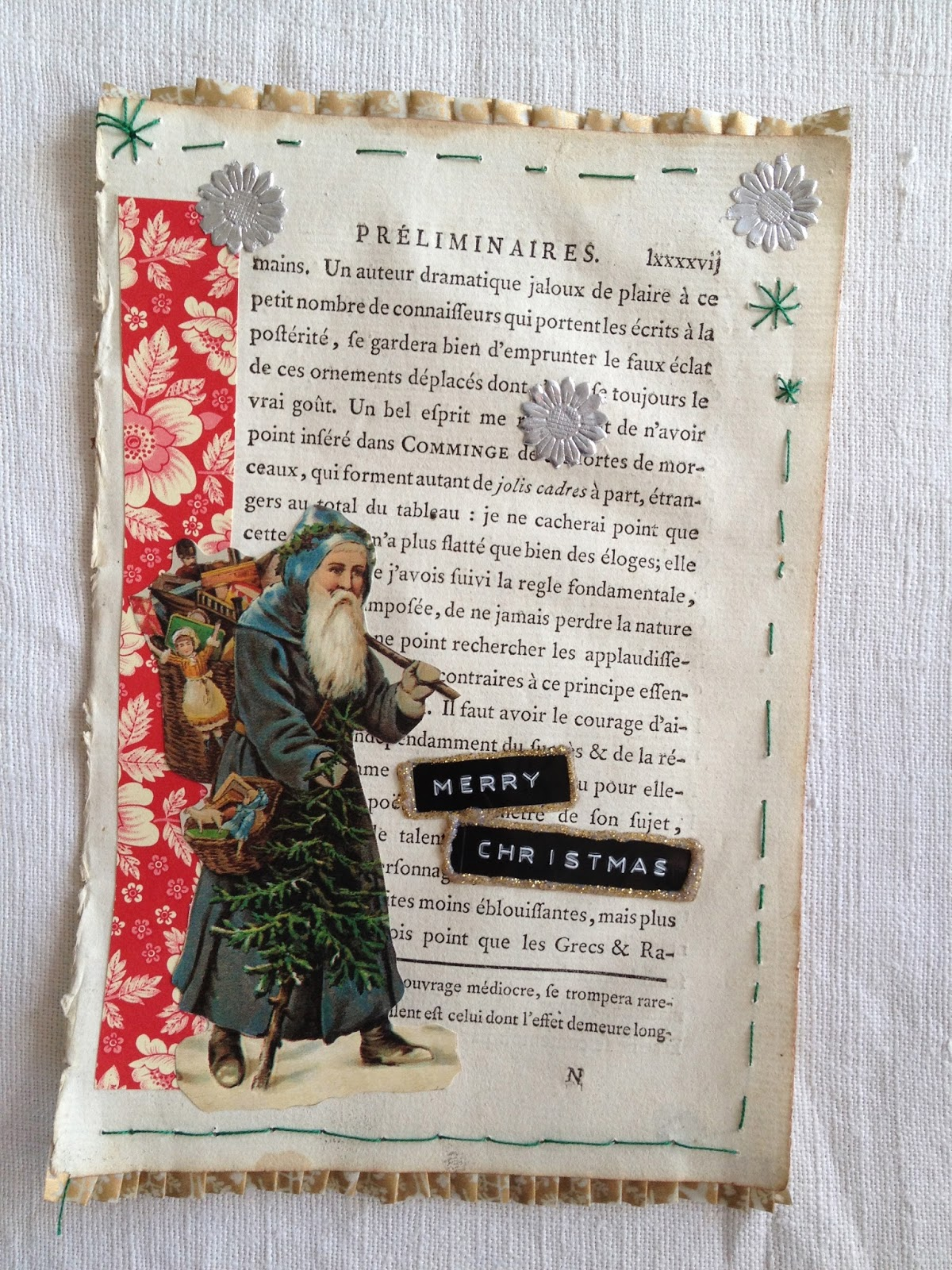 One bunting away diy 6 paper crafts using old books - Diy uses for old books ...