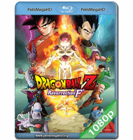 DRAGON BALL Z: LA RESURRECCIÓN DE FREEZER (2015) FULL 1080P HD MKV ESPAÑOL LATINO