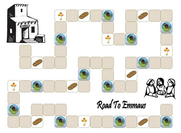The Catholic Toolbox Lesson Plan Road To Emmaus And Thomas Doubter 1st Grade On Up