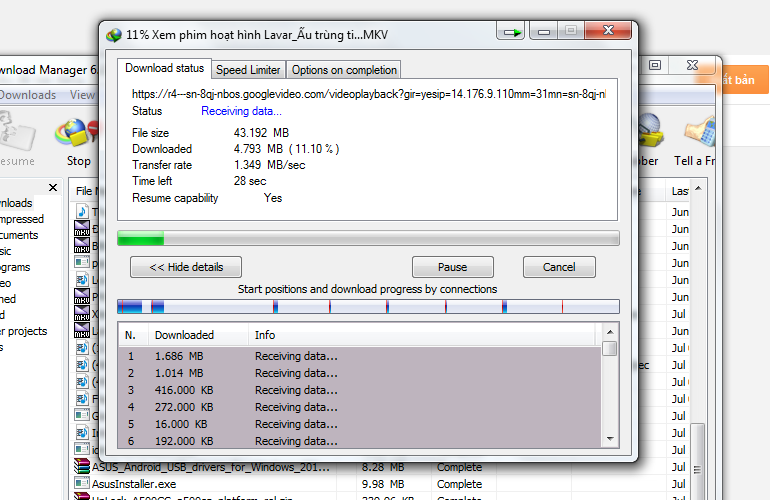 IDM 623 Build 15 Crack Patch Serial Key Free Download