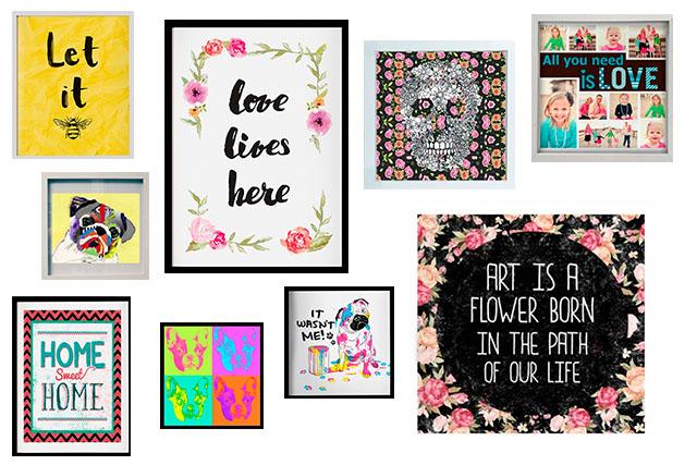 1d18d58dd Lojas online para comprar quadros decorativos - Blog da Tami