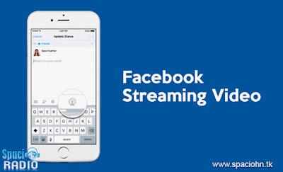 Vídeo en vivo desde Facebook