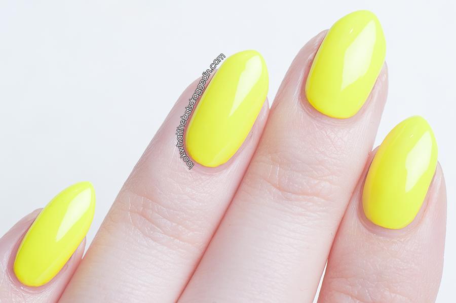 Illamasqua Rare nail polish swatch