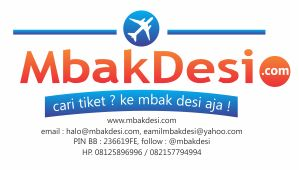 Visit Mbak Desi
