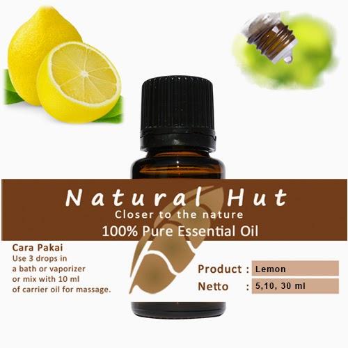 perawatan kulit natural alami minyak esensial lemon