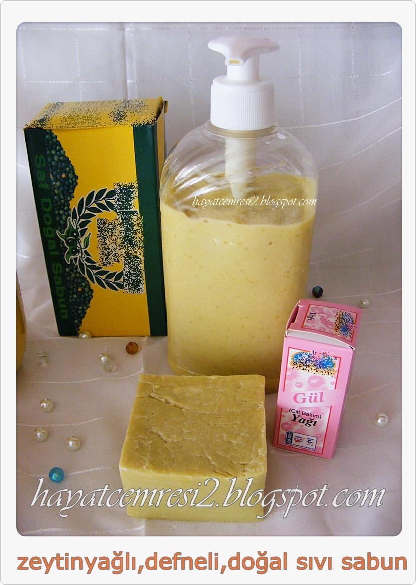 Köpük sabun nasıl yapılır