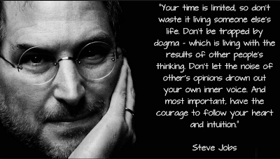 Are You A Visionary or a Leader? Ask Steve Jobs