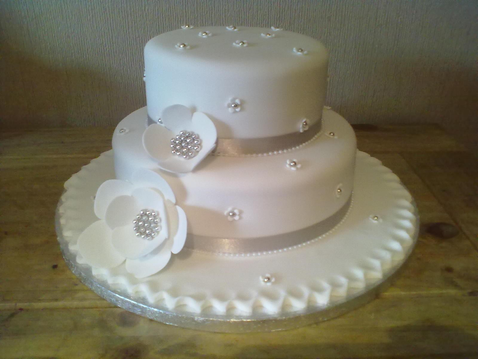 Images Of Christening Cake : Yummy Things: Christening Cake!
