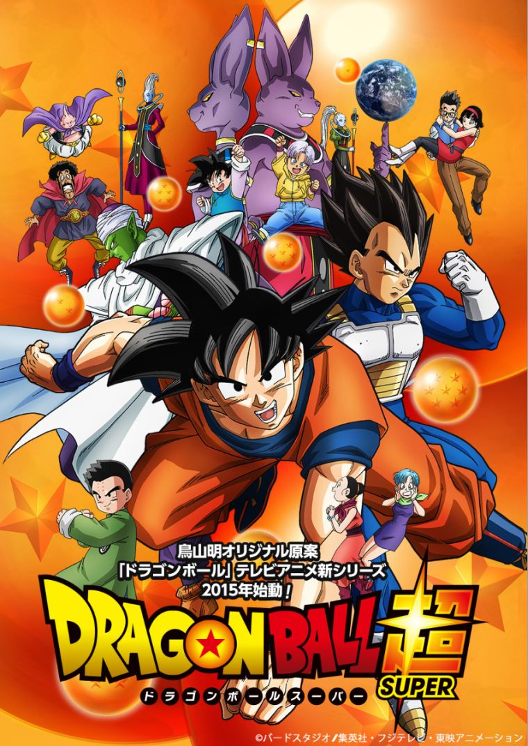 Dragon Ball Super – Todas as Temporadas – HD 720p