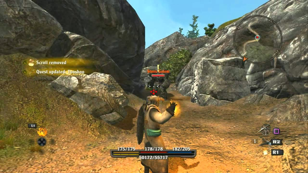 Free Download Arcania: The Complete Tale Proper - PS3 Game