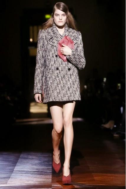 Carven - Fall Winter 2014 - Womenswear Ready To Wear - Paris Fashion Week