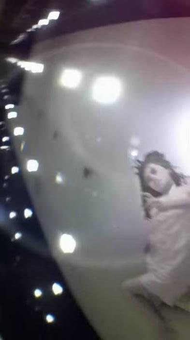 VIDEO Penampakan Hantu Di Tandas Cathay Singapura