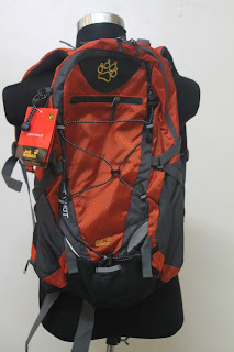 JACKWOLFSKIN HOT SHOT - Travel Bag