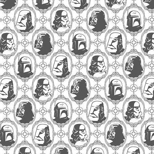 Star Wars Wallpaper Imperial Forces Wall Covering By Brian Flynn Of Super 7 If It S Hip It S Here
