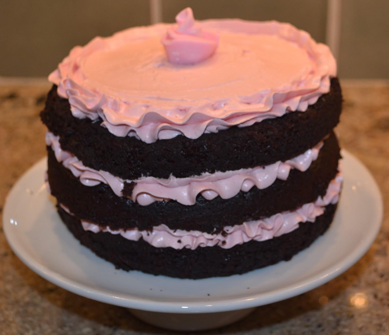 Best homemade birthday cake ever Treading Lightly
