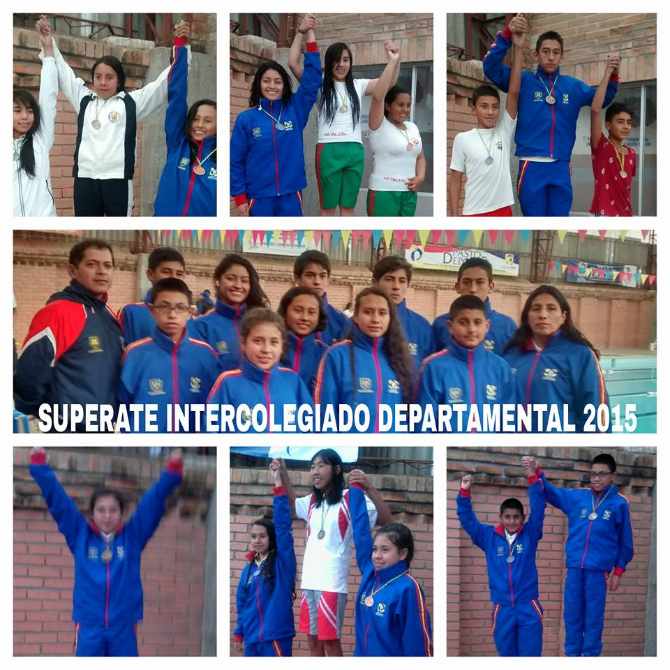 SUPERATE INTERCOLEGIADO DEPARTAMENTAL 2015
