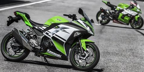 Kawasaki Rilis Ninja 300 Edisi Spesial