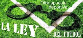 LA LEY DEL FUTBOL