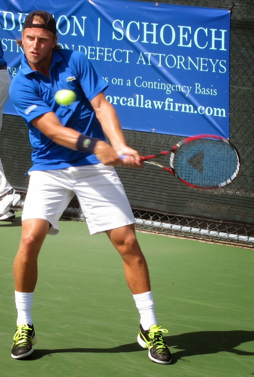 Altamirano to face seed in Sacramento Challenger