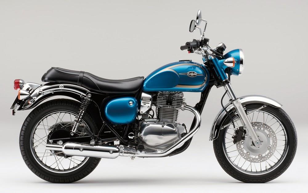 Planet Japan Bl... Kawasaki 250