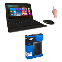 Buy Notion Ink Cain 2 in 1 ultra Book & Free 500GB Hard Drive at Rs. 19990 : Buytoearn