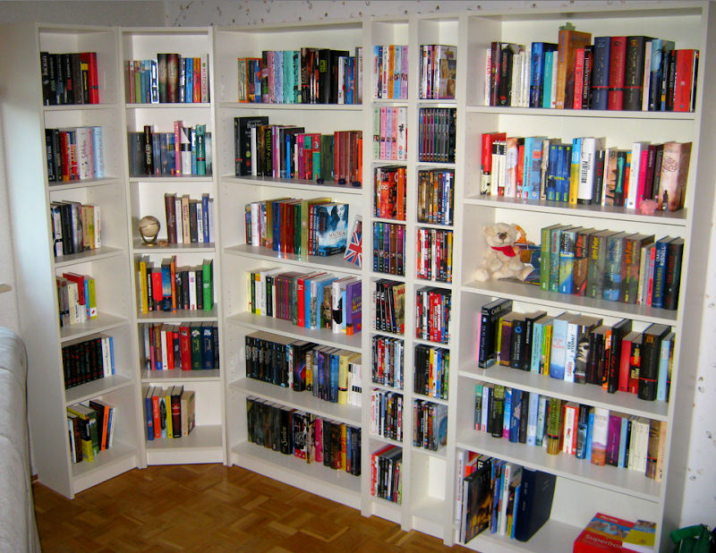 bücherregal eckregal