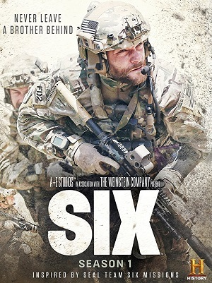 SIX - Esquadrão Antiterrorista - 1ª Temporada Séries Torrent Download capa