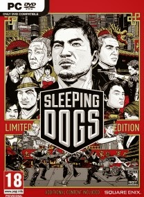 Sleeping Dogs-SKIDROW