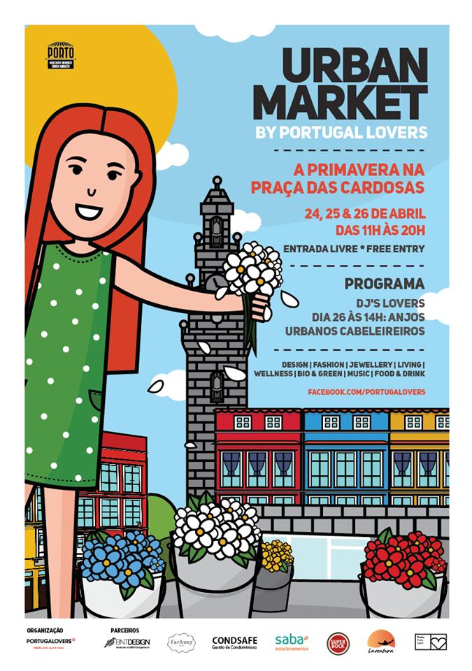 PRÓXIMOS EVENTOS 2015 - 24, 25, 26 Abril - Praça das Cardosas (Porto)