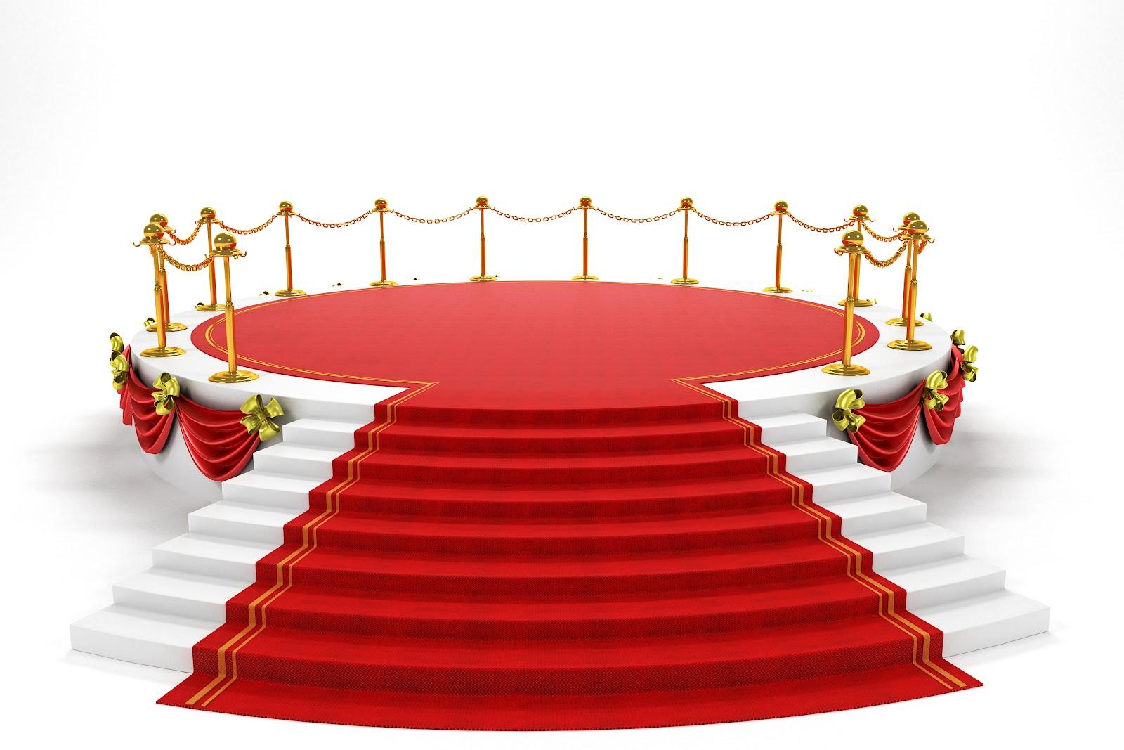 Marcos gratis para fotos alfombra roja escenarios for Escaleras con alfombra