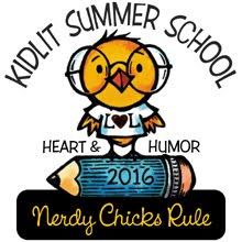 Kid lit Summer School 2016
