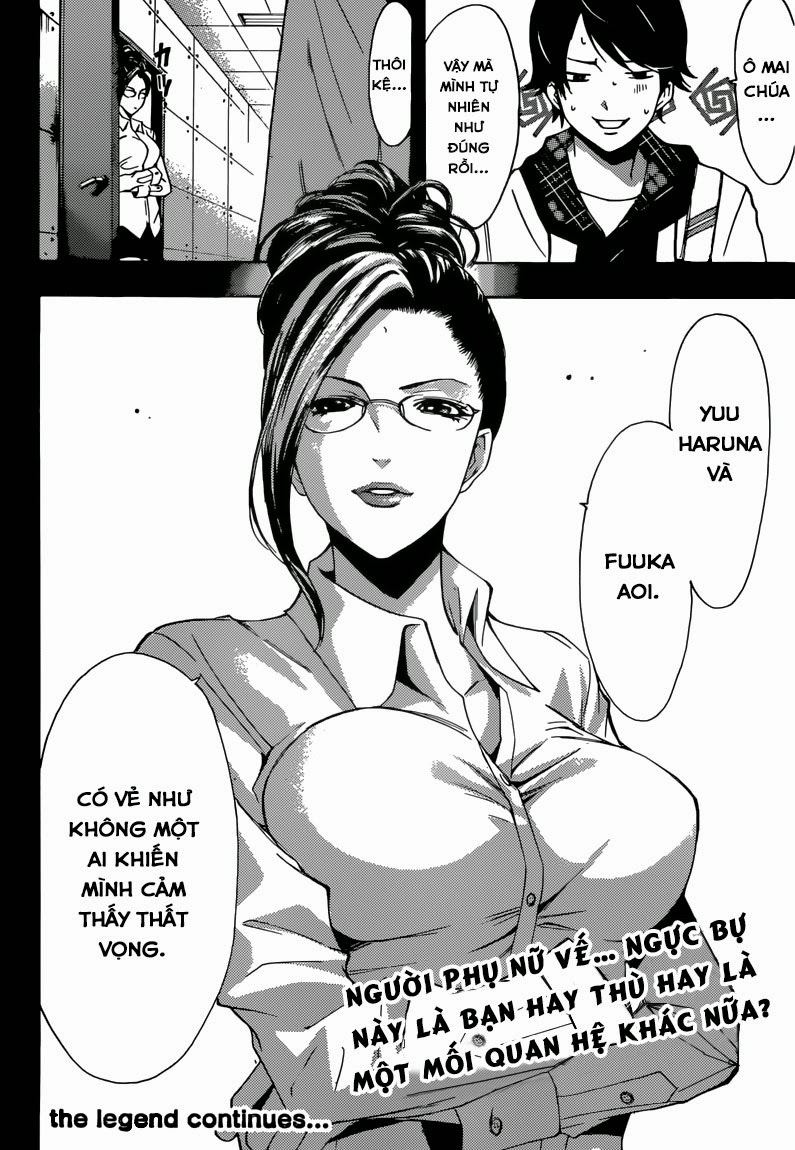 Fuuka chap 57 Trang 20 - Mangak.info