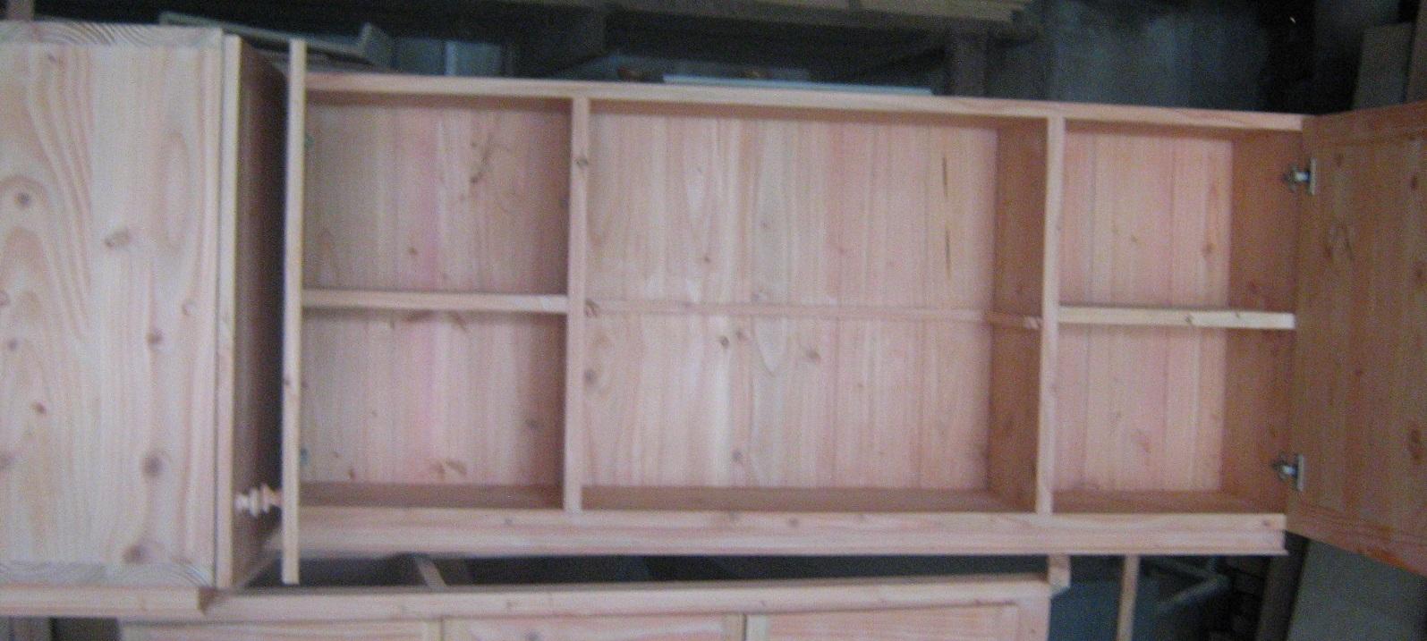 Mueble de cocina fabricaci n de muebles puertas y for Muebles de cocina para microondas
