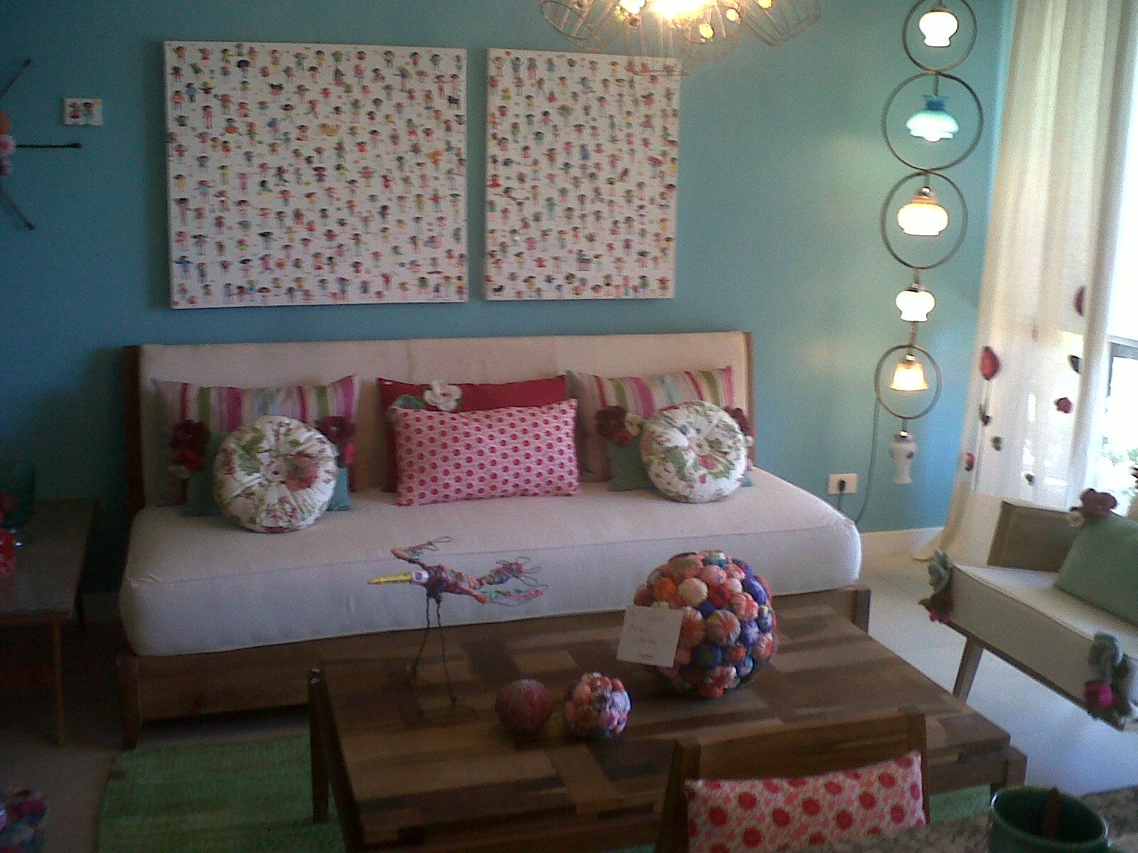 Caro dec caro dec visita estilo pilar for Decoracion living departamento 2 ambientes