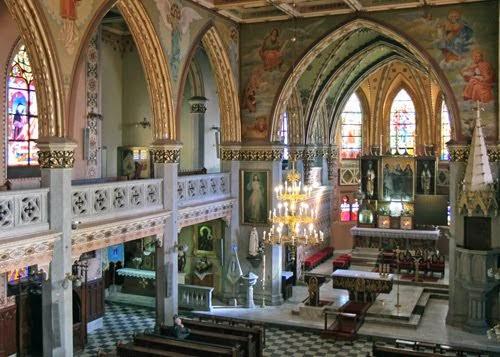 Kościół Św. Jana Chrzciciela w Bielsku-Białej Komorowicach