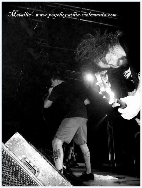 """Mark """"Barney"""" Greenway & Shane Embury (Napalm Death)"""