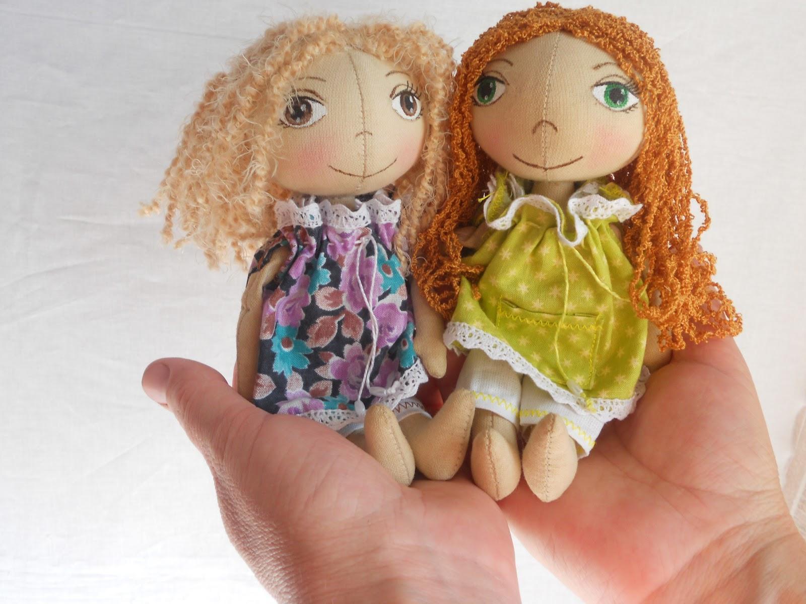 Как называется кукла сделанная своими руками 12